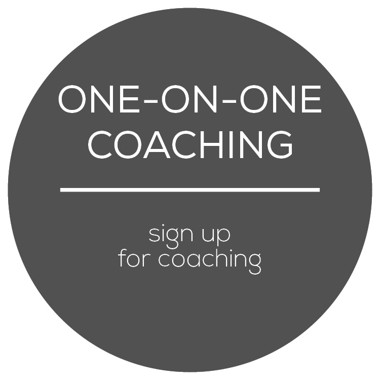One-On-One Financial Coaching