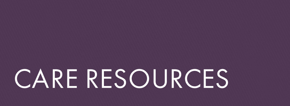 Care Resources